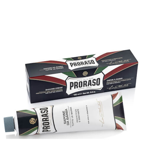 Proraso Shaving Cream Tube - Protective
