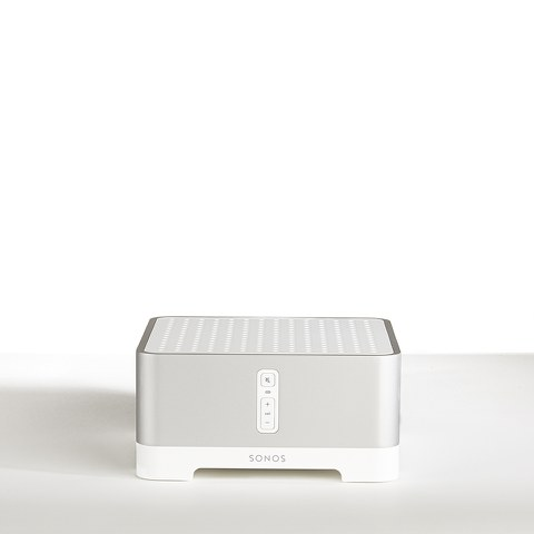 Sonos Connect:Amp Wireless Hifi - Silver