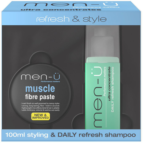 men-ü Refresh and Style Pack Muscle Fibre Paste