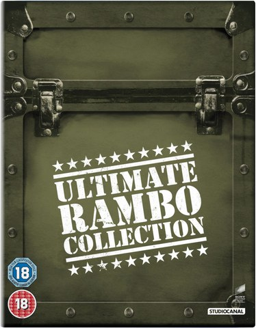 The Ultimate Rambo Collection 1-4 (2013)