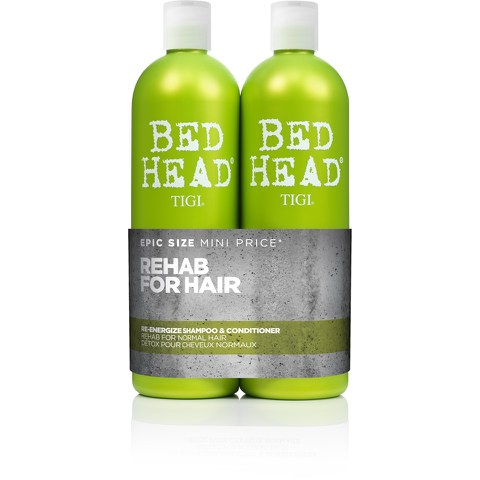 TIGI Bed Head Re-Energise Tween Duo 2 x 750ml