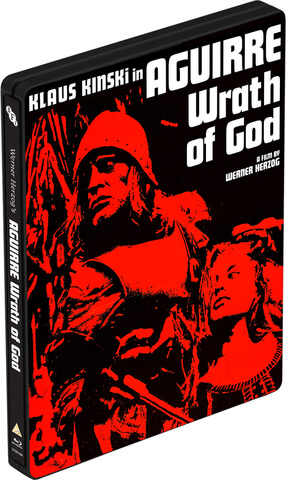 Aguirre, Wrath of God - Limited Edition Steelbook (UK EDITION)