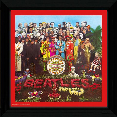 The Beatles Sgt Pepper - 12