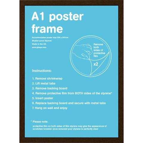 Walnut Frame A1