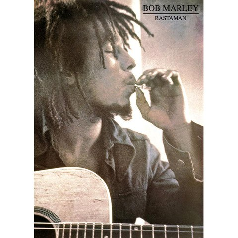 Bob Marley Rastaman - Maxi Poster - 61 x 91.5cm