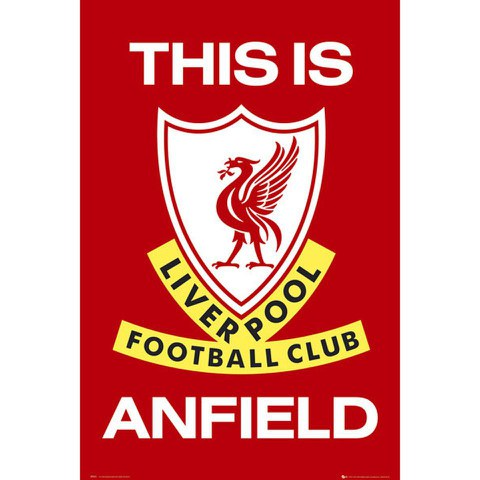 Liverpool This is Anfield - Maxi Poster - 61 x 91.5cm
