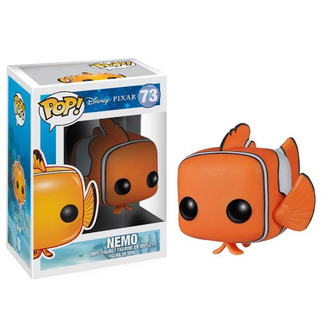 Disney Finding Nemo - Nemo Funko Pop! Figuur