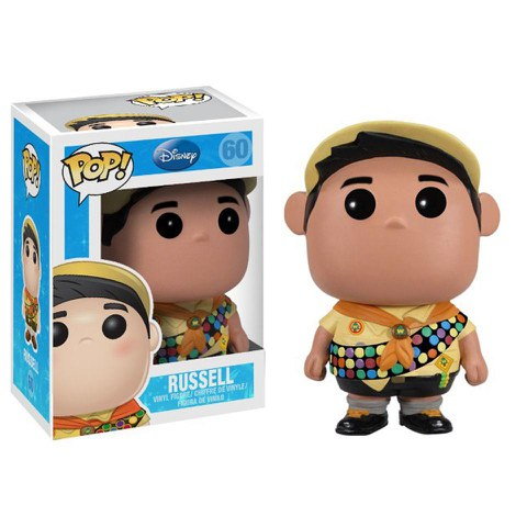 Figura Pop! Vinyl Disney Russel (de Up!)