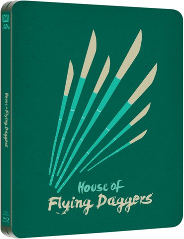 The House of Flying Daggers - Steelbook de Edición Limitada