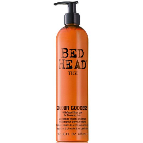 TIGI Bed Head Colour Goddess Shampoo (400ml)