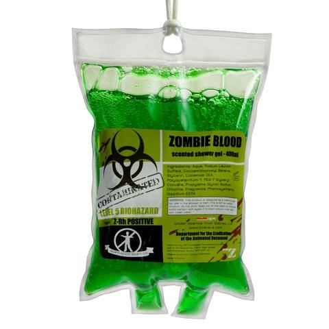 Zombiebloed Douchegel II - Groen