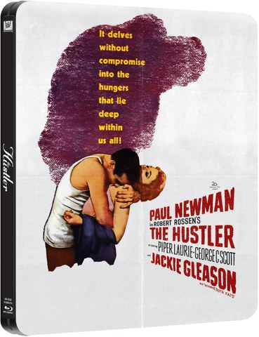 The Hustler - Steelbook Edition