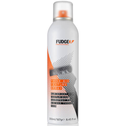 Fudge Big Hair Think Big Texture Spray (250ml)
