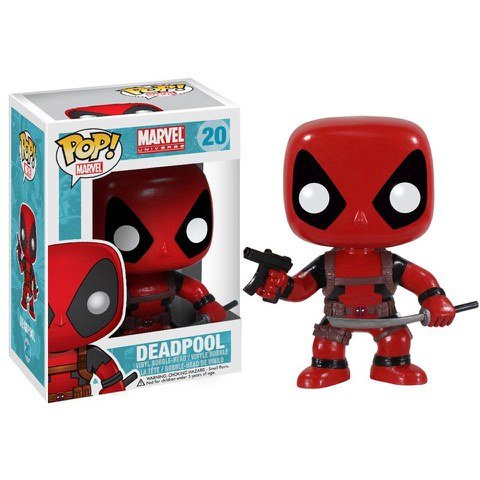 Marvel Deadpool Figurine Funko Pop!