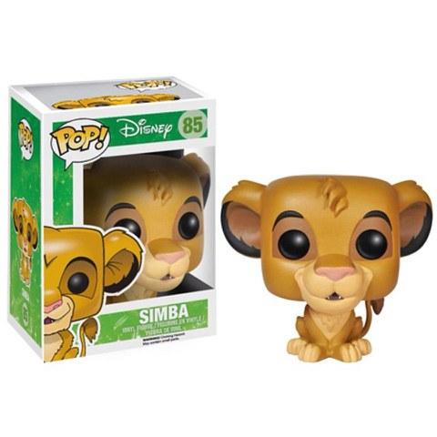 El Rey León de Disney, Simba Pop! Vinyl