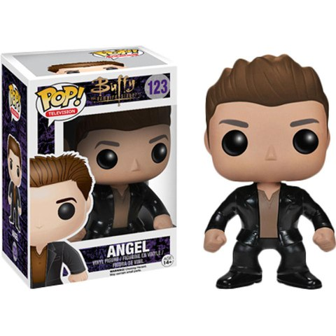 Figura Pop! Vinyl Buffy Cazavampiros Angel