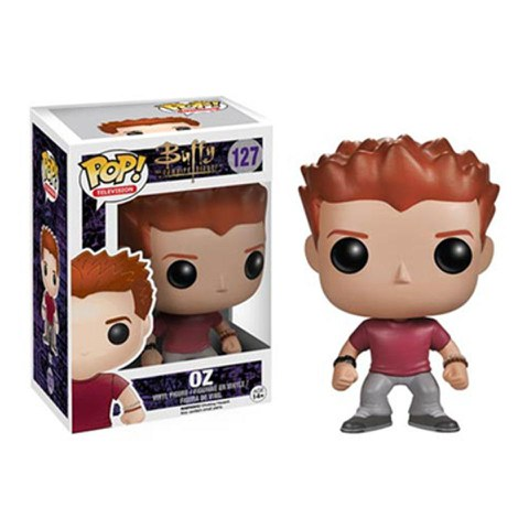 Figura Pop! Vinyl Buffy Cazavampiros Oz