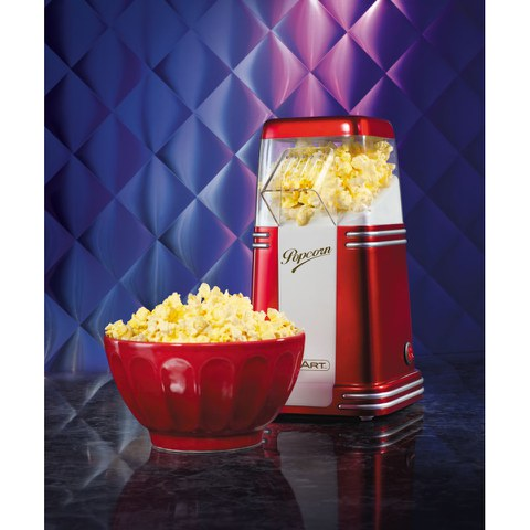 Nostalgia Electrics SMART Retro Mini Hot Air Popcorn Maker