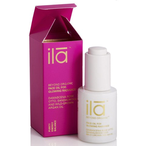 ila-spa Face Oil for Glowing Radiance 1 oz