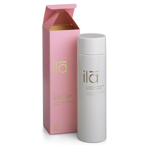ila-spa Cleansing Milk for Natural Beauty 200ml