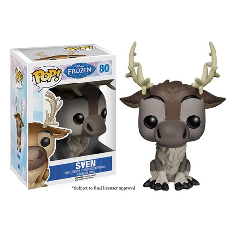 Disney Frozen Sven Pop! Vinyl Figure