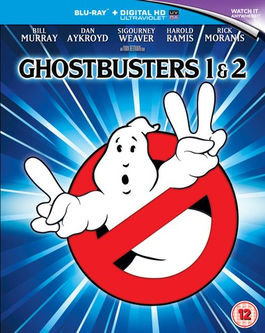 Ghostbusters 1 and 2 (Inclusief UltraViolet Copy)