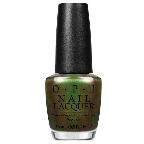 OPI Coca-Cola Collection - Green on the Runway