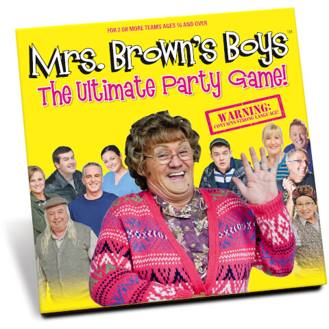 Mrs. Brown's Boys The Ultimate Feckin' Party Game!