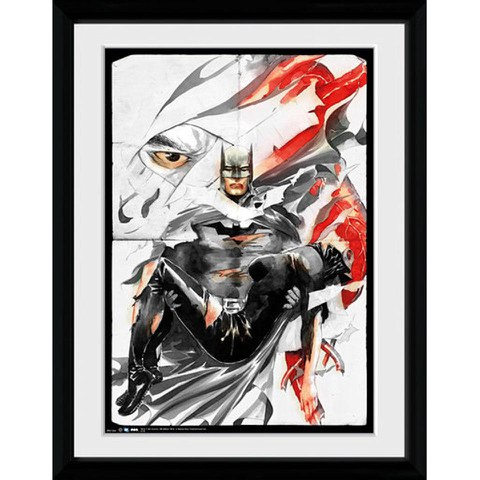 DC Comics Batman Comic Rip - 30x40 Collector Prints