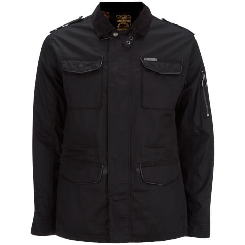 Ringspun Men's Chuck Jacket - Black