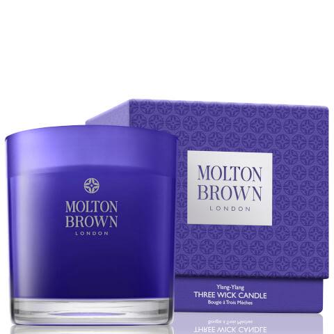 Molton Brown Ylang-Ylang Three Wick Candle 480g