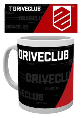 Drive Club Logo Large - Mug