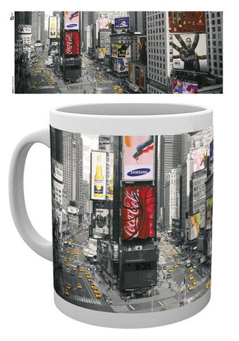 New York Times Square - Mug