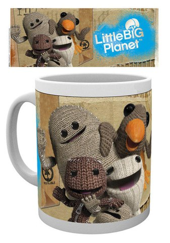 Little Big Planet Characters - Mug