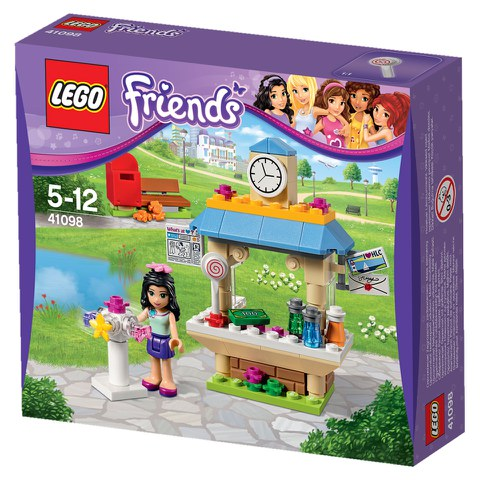 LEGO Friends: Emmas Kiosk (41098)