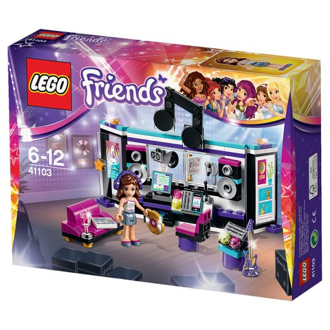 LEGO Friends: Popster Opnamestudio (41103)