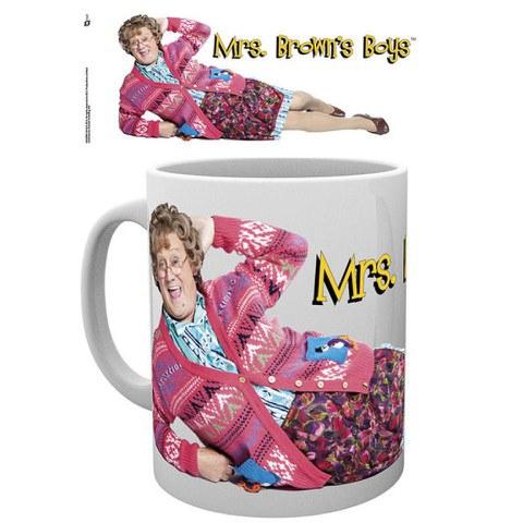 Mrs. Brown's Boys Mrs Brown Mug