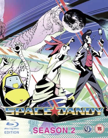 Space Dandy - Season 2 Collector's Edition