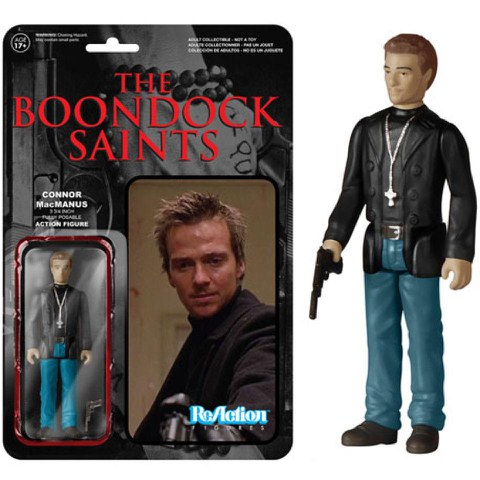 ReAction Boondock Saints Connor MacManus 3 3/4 Inch Action Figure