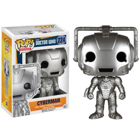 Figurine Pop! Vinyl Doctor Who Cyberman