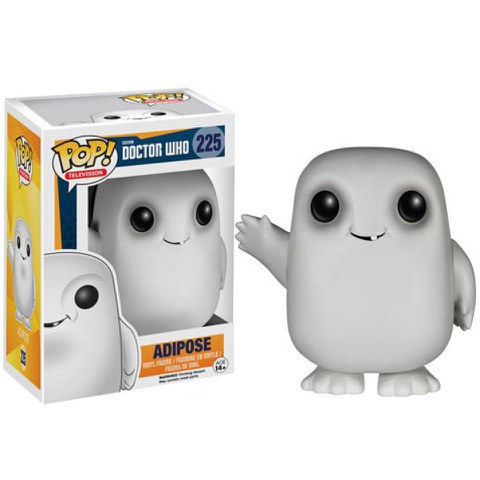 Doctor Who Adipose Funko Pop! Figur
