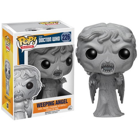 Doctor Who Weeping Angel Funko Pop! Figuur