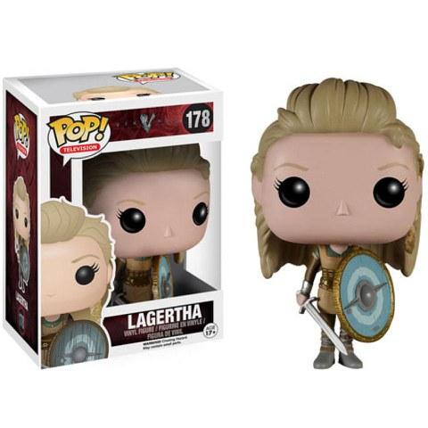 Vikings Lagertha Pop Vinyl Figure Merchandise Zavvi Com