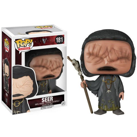 Vikings Seer Pop! Vinyl Figure