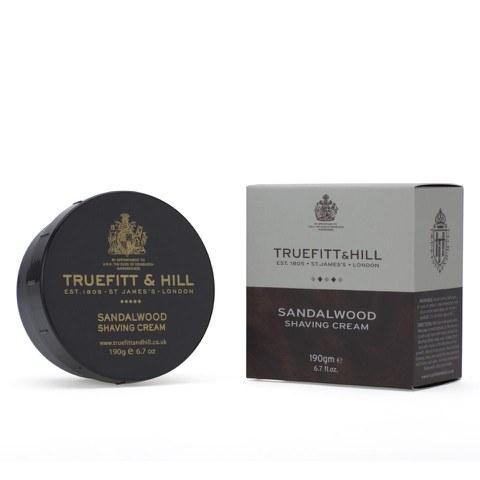 Truefitt & Hill Sandalwood Shave Cream Bowl