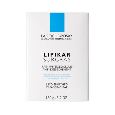 La Roche-Posay Lipikar Soap Cleansing Bar 150g