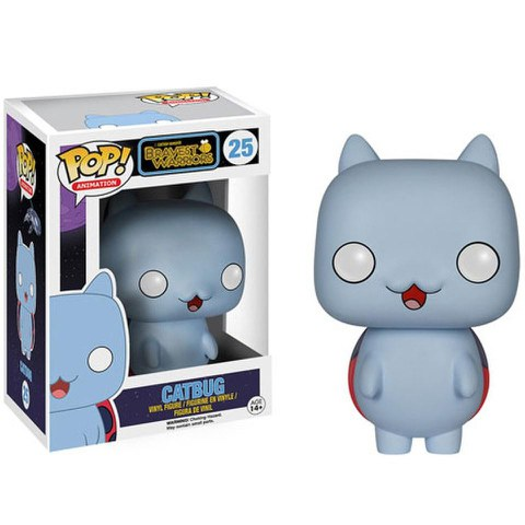 Bravest Warriors Catbug Funko Pop! Figur