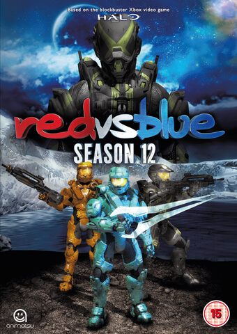 Red vs Blue: Season 12