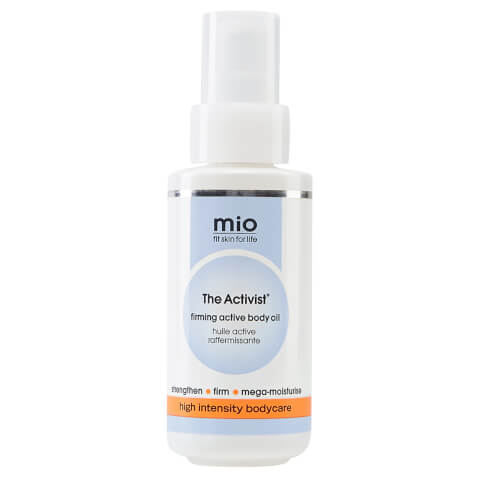Mio Skincare The Activist Firming Active Body Oil 120ml