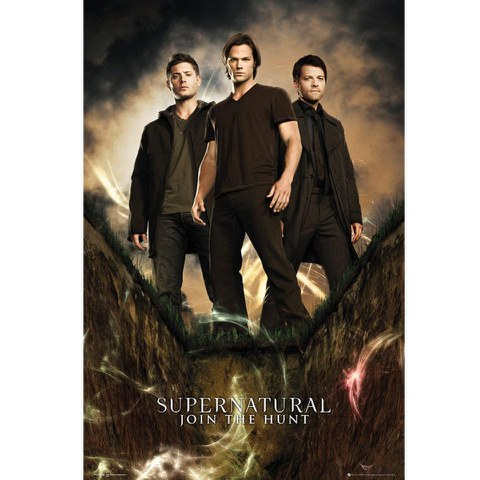 Supernatural Group - Maxi Poster - 61 x 91.5cm